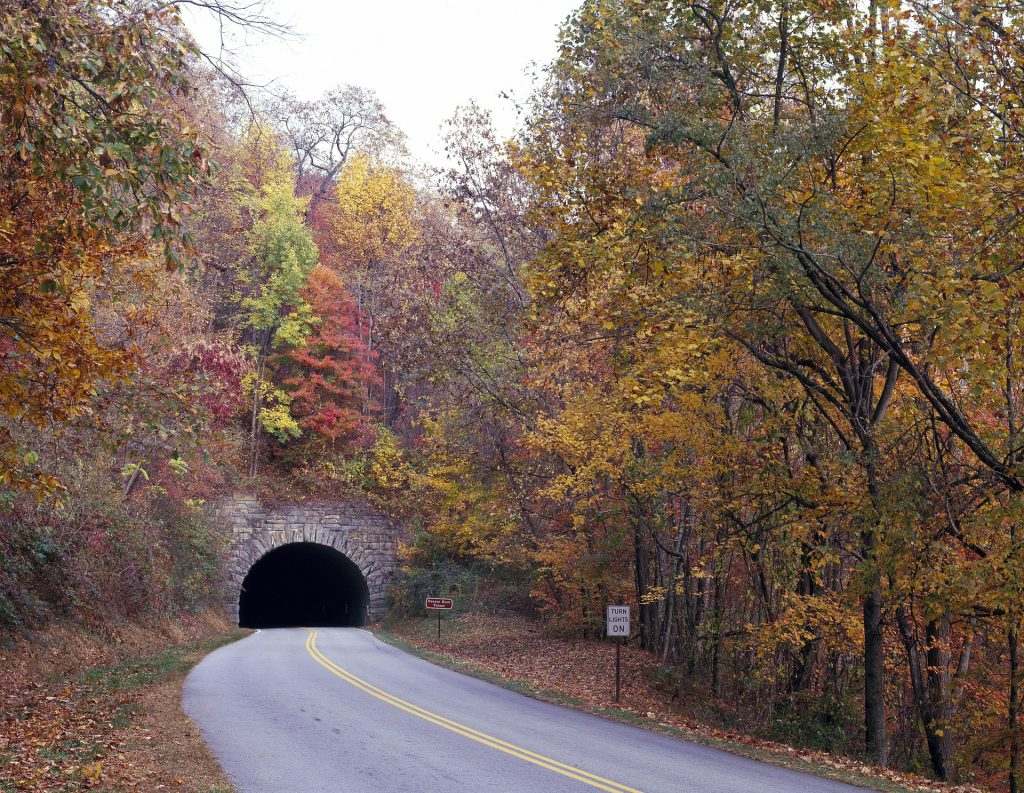 Blue Ridge Parkway: Fall Driving Guide