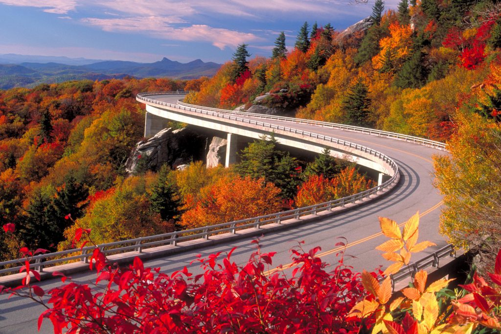 What to do in Blue Ridge Parkway
