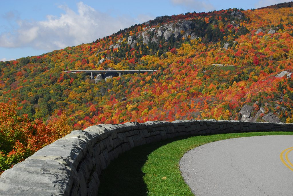 Where to stay in Blue Ridge Parkway