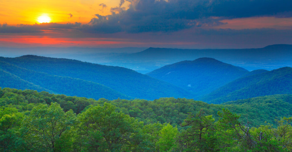 Must-See Places In Blue Ridge Parkway
