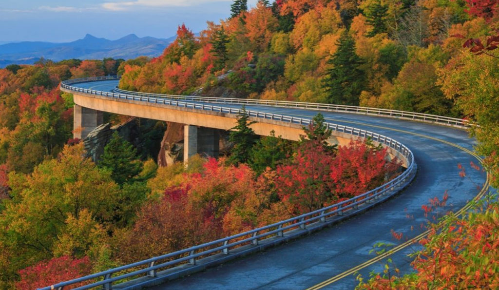 Blue Ridge Parkway – Top 5 Things To Do